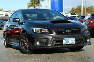 2018 Subaru WRX V1 MY19 Premium Lineartronic AWD Grey 8 Speed Constant Variable Sedan