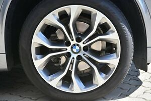 2014 BMW X5 F15 xDrive30d Grey 8 Speed Sports Automatic Wagon Victoria Park Victoria Park Area Preview