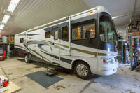 RENT MOTORHOME 37FT SLEEP 6 LIKE NEW AVAILABLE OCT & NOV