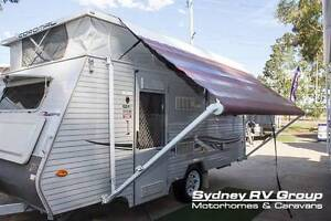 2004 Coromal 457 Pop Top, Light to Tow, Twin Single Beds - CU961 Penrith Penrith Area Preview