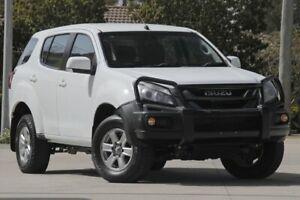 2014 Isuzu MU-X MY14 LS-M Rev-Tronic White 5 Speed Sports Automatic Wagon East Toowoomba Toowoomba City Preview