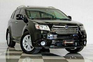 2013 Subaru Tribeca MY13 3.6R Premium (7 Seat) Black 5 Speed Auto Elec Sportshift Wagon