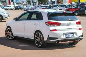 2020 Hyundai i30 PDe.3 MY20 N Performance White 6 Speed Manual Hatchback Cannington Canning Area Preview