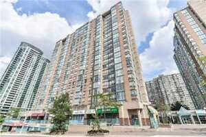 2 bedroom, 2 washroom condo for rent beside Square1 Mississauga