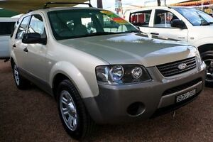 2007 Ford Territory SY TX Beige 4 Speed Sports Automatic Wagon Colyton Penrith Area Preview