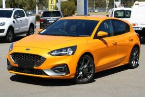 2020 Ford Focus SA 2020.25MY ST Orange 6 Speed Manual Hatchback Midland Swan Area Preview