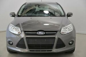 2013 Ford Focus LW MKII Trend PwrShift Grey 6 Speed Sports Automatic Dual Clutch Hatchback Mansfield Brisbane South East Preview