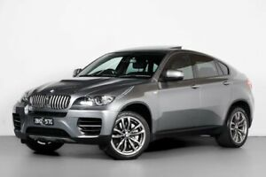 2013 BMW X6 E71 LCI MY1112 M50d Coupe Steptronic Grey 8 Speed Sports Automatic Wagon Port Melbourne Port Phillip Preview