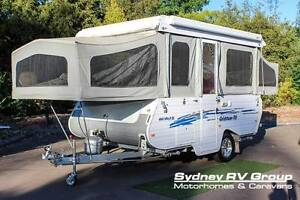 CU972 Goldstream Gold Wing II RL Immaculate Expanda Style Camper Penrith Penrith Area Preview
