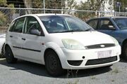 2004 Ford Fiesta WP LX White 5 Speed Manual Hatchback Woodridge Logan Area Preview