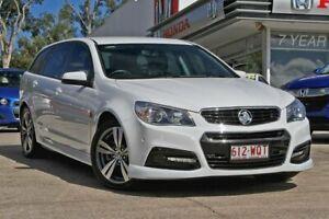 2013 Holden Commodore VF MY14 SS Sportwagon White 6 Speed Sports Automatic Wagon Noosaville Noosa Area Preview
