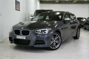 2015 BMW M135i F20 MY0714 Grey 8 Speed Sports Automatic Hatchback Castle Hill The Hills District Preview