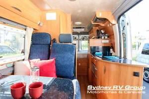 U3462 Sunliner Vista Super Value Sought After Campervan Penrith Penrith Area Preview