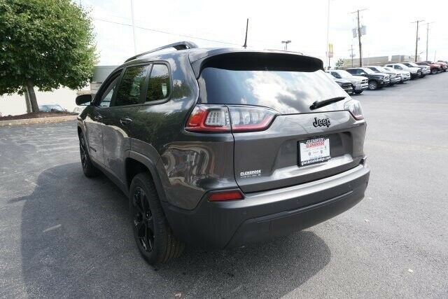 Image 5 Voiture American used Jeep Cherokee 2020