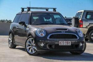 2014 Mini Clubman R55 LCI Cooper S Grey 6 Speed Manual Wagon Aspley Brisbane North East Preview