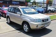 2005 Nissan X-Trail T30 TI (4x4) Gold 4 Speed Automatic Wagon West Footscray Maribyrnong Area Preview