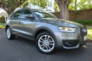 2014 Audi Q3 8U S-Tronic Silver 7 Speed Automatic Prospect Prospect Area Preview
