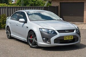 2014 Ford Performance Vehicles F6 FG MK II Silver 6 Speed Sports Automatic Sedan Greenacre Bankstown Area Preview
