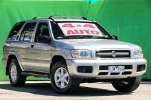 2003 Nissan Pathfinder MY03 ST (4x4) Silver 4 Speed Automatic Wagon Ringwood East Maroondah Area Preview
