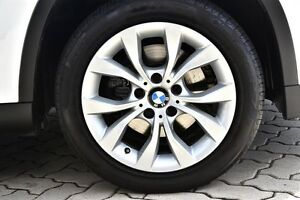2013 BMW X1 E84 LCI sDrive20i Steptronic White 8 Speed Sports Automatic Wagon Victoria Park Victoria Park Area Preview