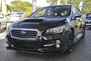 2016 Subaru Levorg V1 MY17 2.0GT-S CVT AWD Crystal Black 8 Speed Constant Variable Wagon Mount Gravatt Brisbane South East Preview