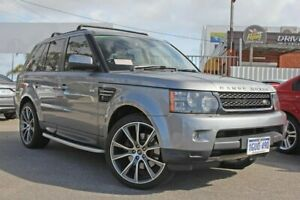 2013 Land Rover Range Rover Sport L320 13MY SDV6 CommandShift Luxury Grey 6 Speed Sports Automatic Rockingham Rockingham Area Preview