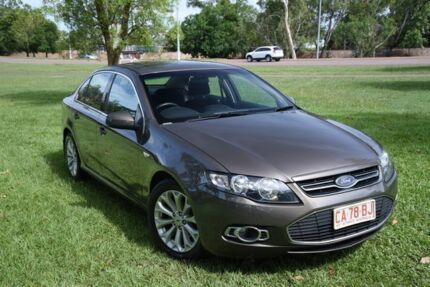 2013 Ford Falcon FG MkII G6 Brown 6 Speed Sports Automatic Sedan Winnellie Darwin City Preview