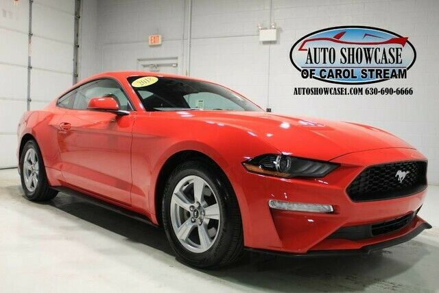 Image 1 Voiture American used Ford Mustang 2018