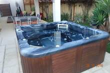 Outdoor Heated Spa Stirling Stirling Area Preview