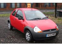 Ford Ka 1.3 (Cheap car with MOT for everyday use)