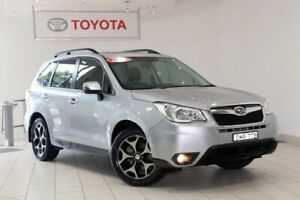 2015 Subaru Forester S4 MY15 2.0D-S AWD Silver 6 Speed Manual Wagon Waterloo Inner Sydney Preview
