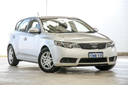 2012 Kia Cerato TD MY12 S Silver 6 Speed Automatic Hatchback Cannington Canning Area Preview