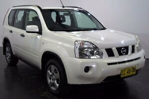 2009 Nissan X-Trail T31 ST White Constant Variable Wagon Cabramatta Fairfield Area Preview