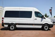 2013 Mercedes-Benz Sprinter NCV3 MY13 316CDI High Roof LWB 7G-Tronic White 7 Speed Sports Automatic Bayswater Bayswater Area Preview