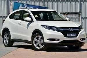 2016 Honda HR-V MY16 VTi-S White 1 Speed Constant Variable Hatchback Ferntree Gully Knox Area Preview