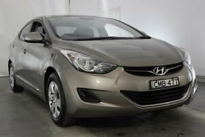 2013 Hyundai Elantra MD2 Active Gold 6 Speed Sports Automatic Sedan Maryville Newcastle Area Preview