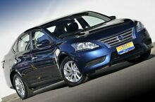 2013 Nissan Pulsar B17 ST Blue 6 Speed Manual Sedan Ferntree Gully Knox Area Preview