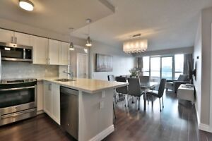 Available immediately Bathurst and Lawrence Condo