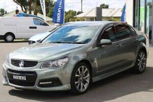 2014 Holden Commodore VF MY14 SS Grey 6 Speed Manual Sedan Goulburn Goulburn City Preview
