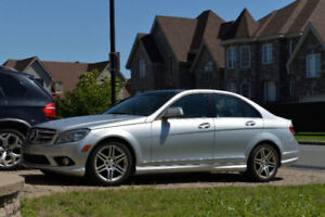 ★★★ 2008 Mercedes-Benz C350 AMG pack, panoramic roof ★★★