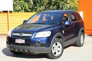 2006 Holden Captiva CG SX AWD Blue 5 Speed Sports Automatic Wagon Greenslopes Brisbane South West Preview