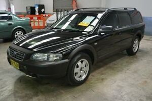 2002 Volvo Cross Country Black 5 Speed Sports Automatic Wagon Old Guildford Fairfield Area Preview