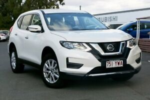 2018 Nissan X-Trail T32 Series II ST X-tronic 2WD White 7 Speed Constant Variable Wagon Capalaba Brisbane South East Preview