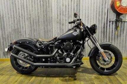 2017 Harley-Davidson FLS Softail Slim 1700CC Road 1690cc