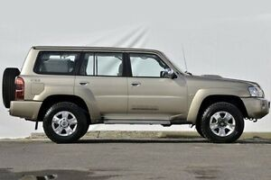 2012 Nissan Patrol Y61 GU 8 ST Gold 5 Speed Manual Wagon Ferntree Gully Knox Area Preview