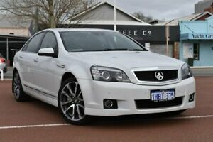 2017 Holden Caprice WN II MY17 V White 6 Speed Sports Automatic Sedan Fremantle Fremantle Area Preview