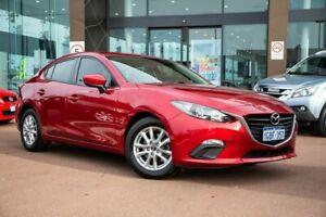 2016 Mazda 3 BM5278 Neo SKYACTIV-Drive Red 6 Speed Sports Automatic Sedan Maddington Gosnells Area Preview