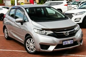 2016 Honda Jazz GF MY16 VTi Silver 1 Speed Constant Variable Hatchback Myaree Melville Area Preview