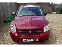 Dodge Caliber SE. Diesel. Swap Pick up truck.