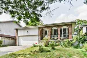 Beautiful home upper level for rent in best location Pickering